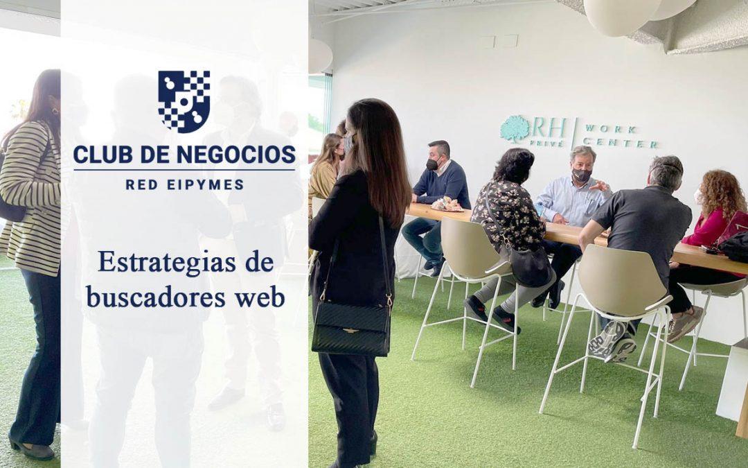 Estrategias de buscadores web