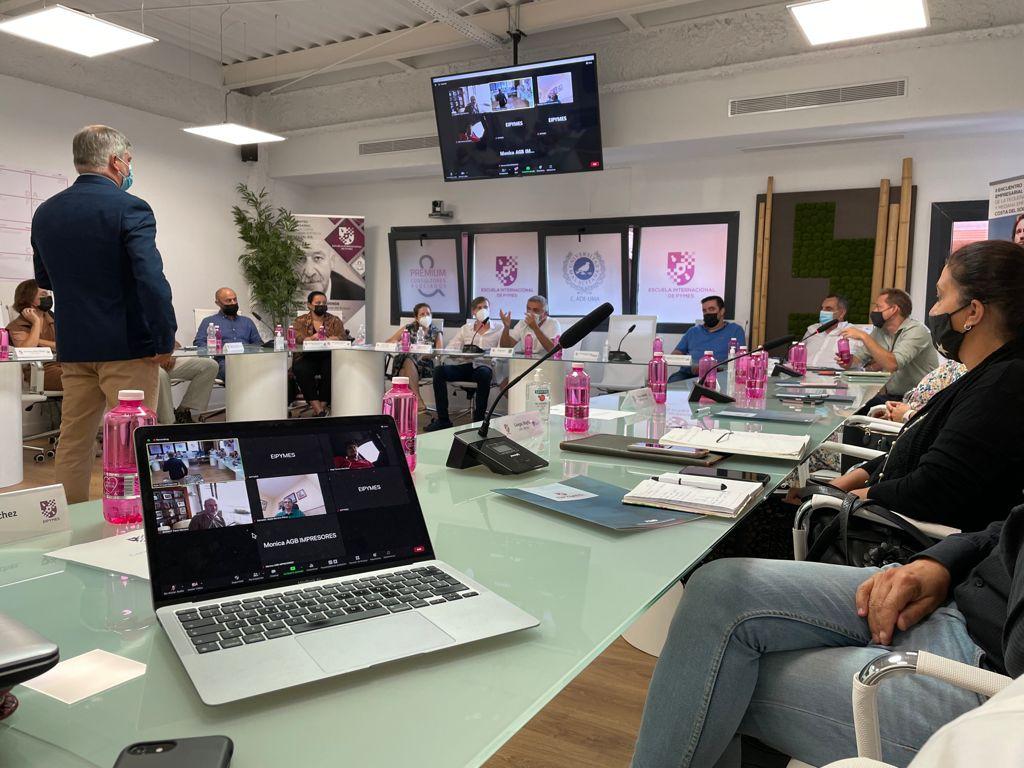Jornada Networking con Guillermo Bermudez